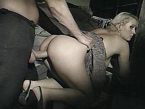 Priest fucks Alba Foster: scene from Il Confessionale