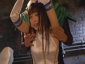 Japan Heroine Tickle 9