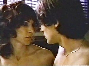 Vintage Kay Parker Introduces Virgin Guy To Sex