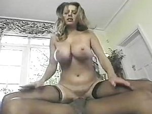 Perfect vintage milf in lingerie fucked