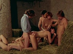Alpha France - French porn - Full Movie - Vicieuse Amandine (1976)