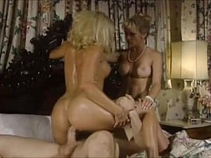 90s Porn: Stacy Valentine Threesome