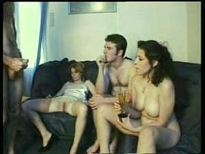 Hirsute girls enjoying in hardcore sex
