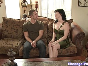 Massage-Parlor: My Hot Babysitter