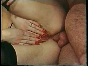 Vintage porn movie with busty anal fucking and sucking
