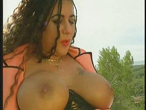 breasty Tiziana Redford acquire screwed in Ibiza