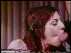 BDSM vintage porno movie with hot retro sluts