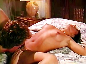 Hyapatia Lee, Joey Silvera in explosive orgasms in hot vintage erotica