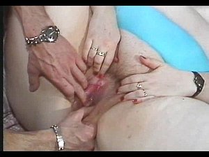 BBW bitch fucked in a retro porn video