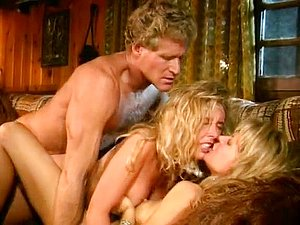 Sharon Kane, Victoria Paris, Randy West in Victoria Paris takes part in an amazing threesome