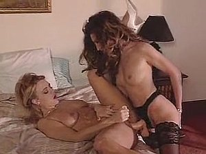 Strap-On Sally 5