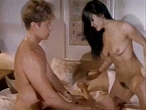 Exotic double penetration vintage movie with Jordan Lee and Nicole Lace