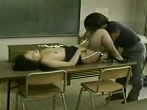 Japanese Teacher and Student have a hidden Affair