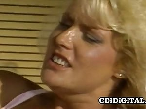 Chanel Price - Retro Light-haired Drilled By A BBC