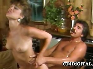 Brittany Stryker - Lovely Retro Girlie In Filthy Sex