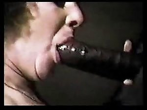 granny accepts black cock. almost vintage
