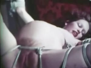 Vintage Pregnant punishment