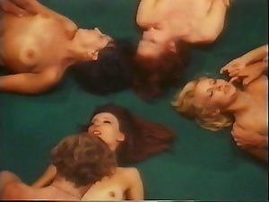 Vintage Crazy West Orgy