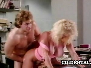 Brandy Bosworth - Bustillicious Retro Puma Office Sex