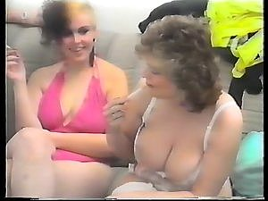 Sensual buxom randy chicks - german vintage