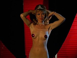 SOHO NIGHTS - vintage striptease slim mature blonde
